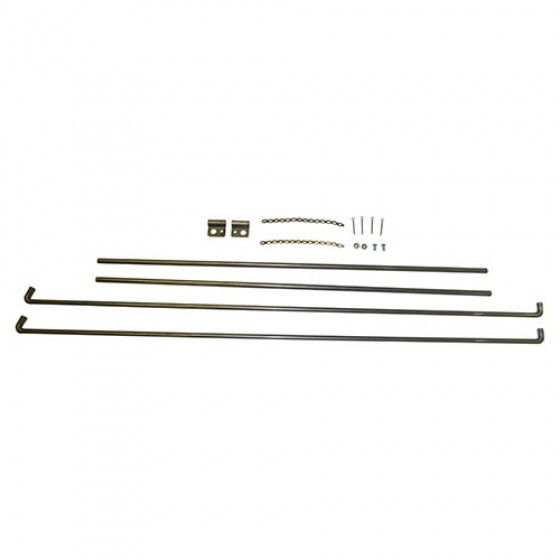 Top Bow Rod Kit, 50-52 M38