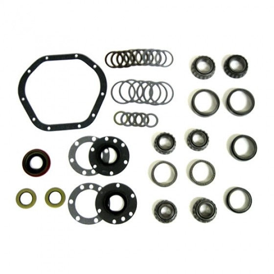 Complete Rear Axle Overhaul Kit Fits 41-45 MB, GPW with Dana 27