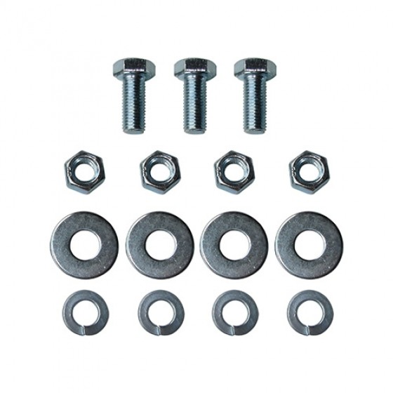 Oil Filter Canister Mounting Bracket Hardware Kit, 53-71 Jeep & Willys with 4-134 F engine