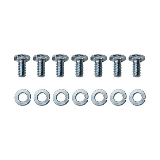 Transmission Cover to Front Floor Pan Hardware Kit, 41-45 MB, GPW