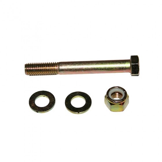 Front and Rear Leaf Spring Pivot Eye Bolt, 76-86 CJ