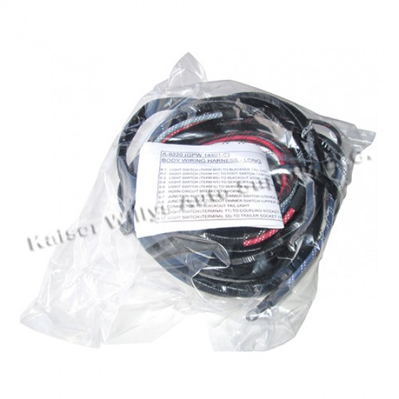 Complete wiring harness made in the usa fits 41 45 mb, gpw on jeep gpw wiring harness Jeep Intake Gasket M35A2 Wiring Harness