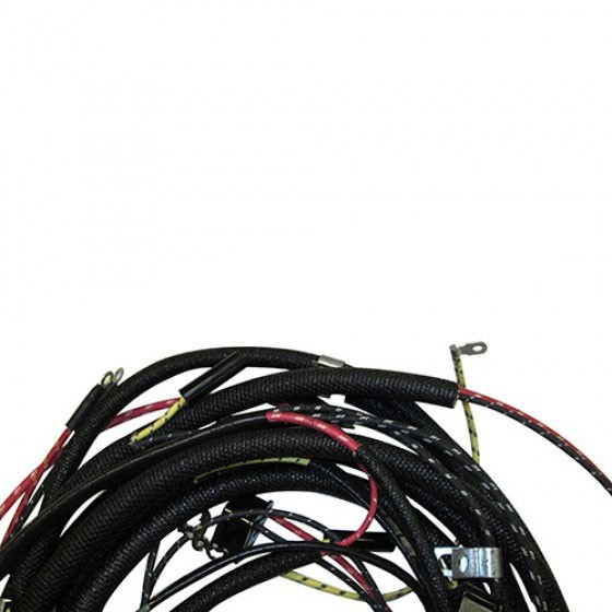Complete Wiring Harness - Made in the USA Fits 52-64 Truck on wiring relays, wiring pigtail kits, tachometer connectors, wiring kits for street rods, wiring diagram, chrysler wiring connectors, electrical connectors, wiring block connectors, battery connectors, wiring led strip, relay connectors, power supply connectors, wiring cap connectors, wiring turn signal kits, cable connectors, pump connectors, fuel line connectors, wiring terminals, motor connectors, wiring bullet connectors,