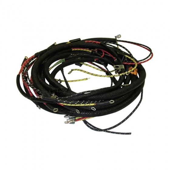more views  complete wiring harness