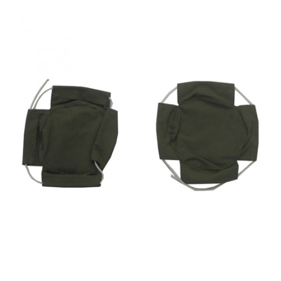 Canvas Headlight Covers, 41-45 MB, GPW