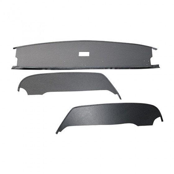 Complete Headliner Kit , 3 Piece, 46-64 Truck