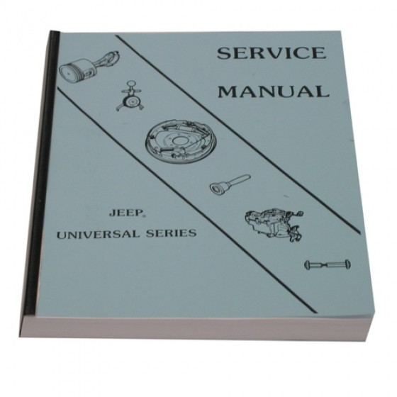 willys jeep service manual pdf