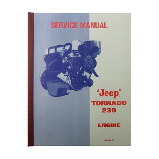 Master Parts Engine Manual (6-230 OHC) Fits : 62-64 Truck, Station Wagon