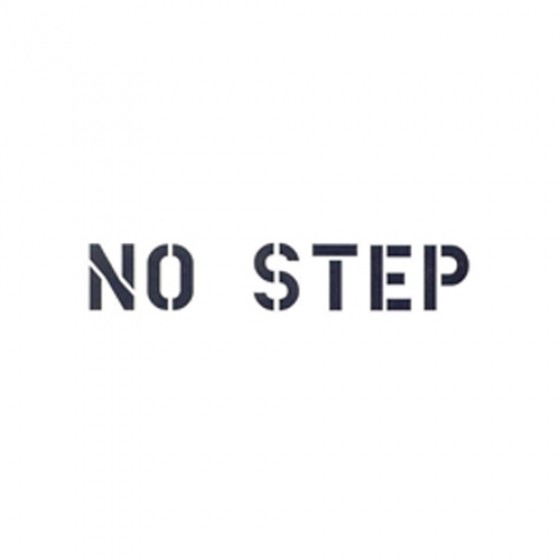 "Standard 1"" No Step Paint Mask Stencil Fits 41-71 Jeep & Willys"