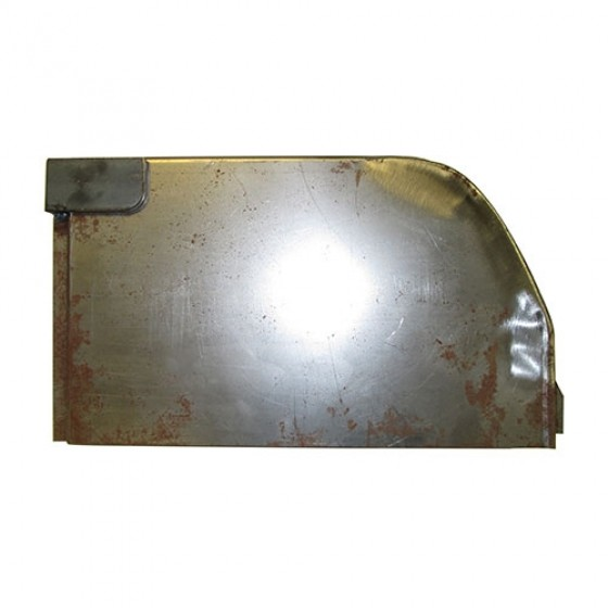 Lower Cowl Steel Repair Panel for Drivers Side, 46-64 Willys Truck, Station Wagon