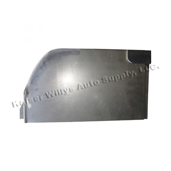 Lower Cowl Steel Repair Panel for Passenger Side  Fits  46-64 Truck, Station Wagon