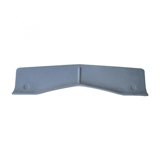 Front Fiberglass Splash Pan Panel, 46-49 Station Wagon, Jeepster