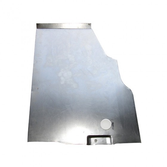 Floor Pan Repair Panel for Drivers Side, 52-75 CJ-5, M38A1