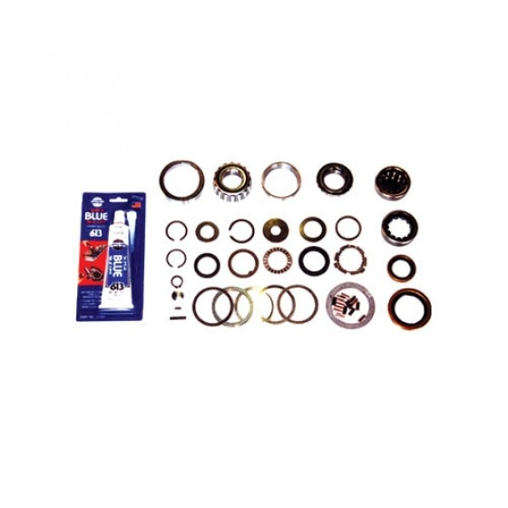 Transmission Overhaul Kit, 82-86 CJ with Warner T5 5 Speed Transmission
