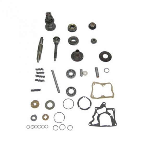 Transmission Overhaul Kit (4-134 engine) Fits 46-71 Jeep & Willys with T-90 Transmission