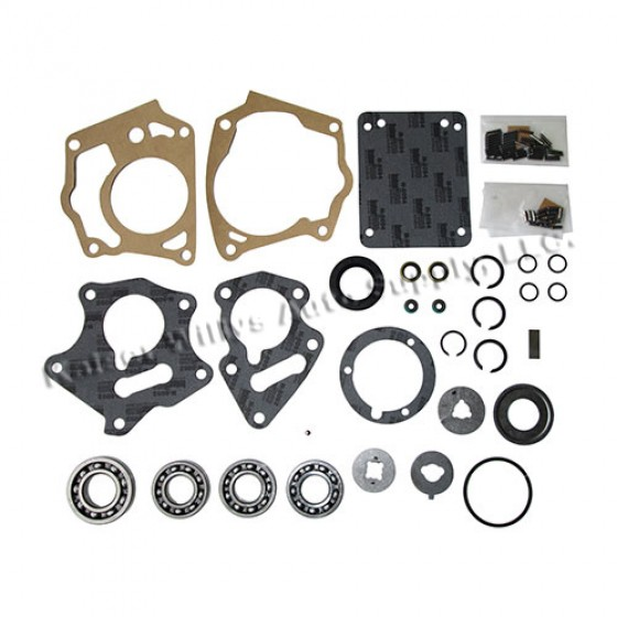 Minor Transmission Overhaul Kit Fits 46-55 Jeepster, Station Wagon with T-96 Transmission