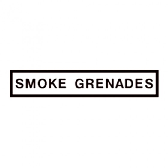 New Smoke Grenades Decal Fits 41-71 Jeep & Willys