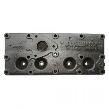 Reconditoned Cylinder Head (magnafluxed) Fits 41-53 Jeep & Willys with 4-134 L engine