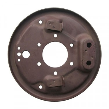 Brake Shoe Backing Plate (4 required per vehicle) Fits 41-53 MB, GPW, CJ-2A, 3A, M38