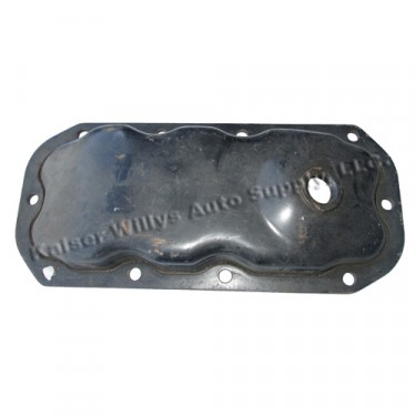NOS Transfer Case Oil Pan Fits 41-71 Jeep & Willys with Dana 18 transfer case