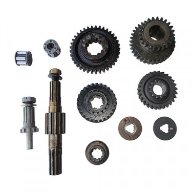 "NOS Transfer Case Master Gear Set (for 3/4"" shaft)  Fits 41-46 MB, GPW, CJ-2A with D18 transfer case"