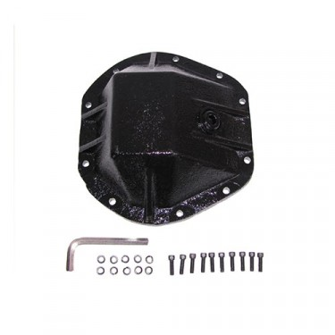 Rear Differential Cover in Cast Steel, 86 CJ-7 with Dana 44