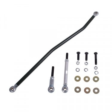 Heavy Duty Clutch Linkage Kit, 76-86 CJ