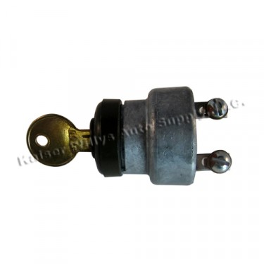 Ignition Switch with Keys, 41-45 MB, GPW
