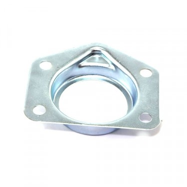 Outer Dust Shield, 76-86 CJ with Rear AMC20