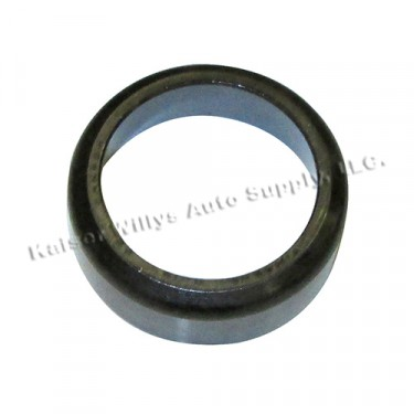 Front Wheel Bearing Cup, 46-55 Willys Jeepster, Station Wagon with Planar Suspension