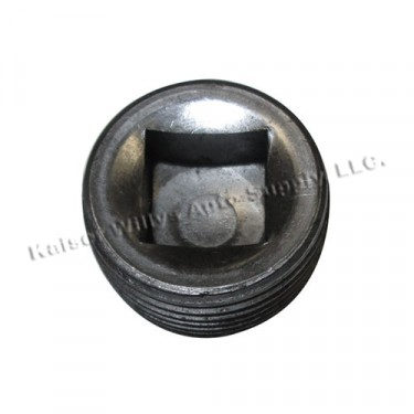 Differential Cover Drain Plug, 41-71 Jeep & Willys with Dana 25/27
