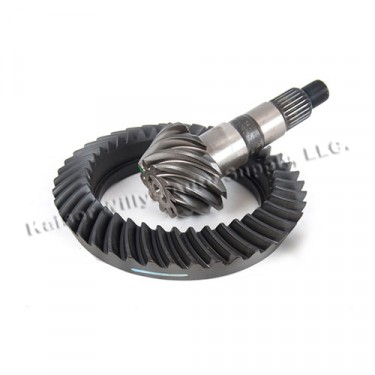 Precision Gear Ring and Pinion Set with 4.56 ratio, 76-86 CJ with Rear AMC 20