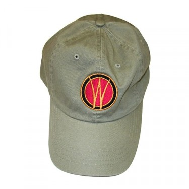 Willys Embroidered Hat, Khaki, 41-71 Willys Jeep