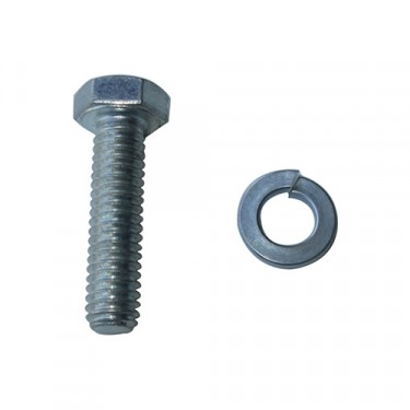 Clutch Pedal to Pedal Pad Shank Installation Kit, 41-71 MB, GPW, CJ-2A, 3A, 3B, 5, M38, M38A1