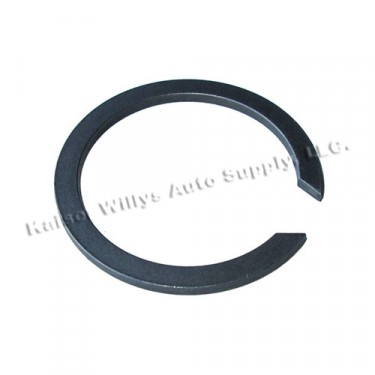"""Transmission Front Bearing Retainer Outer Snap Ring (.086""""), 46-71 Jeep & Willys with T-90 Transmission"""