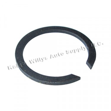 """Transmission Front Bearing Retainer Outer Snap Ring (.089""""), 46-71 Jeep & Willys with T-90 Transmission"""