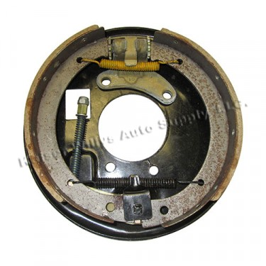 Emergency Brake Backing Plate Assembly Kit, 42-71 Jeep & Willys