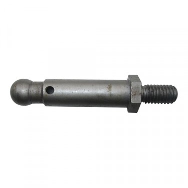 "Clutch Control Tube Ball Stud on Bellcrank (7/16""), 48-51 Jeepster"