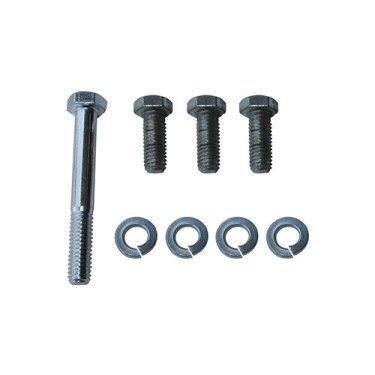 Water Pump to Cylinder Block Hardware Kit, 41-71 Jeep & Willys with 4-134 engine
