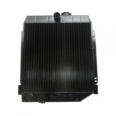 Radiator Assembly - Made in the USA, 52-66 M38A1