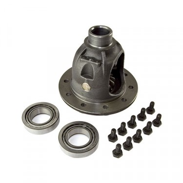 Standard Differential Case Assembly, 76-81 CJ with Front Dana 30