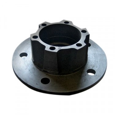 Front Axle Wheel Hub, 61-72 Willys Jeep