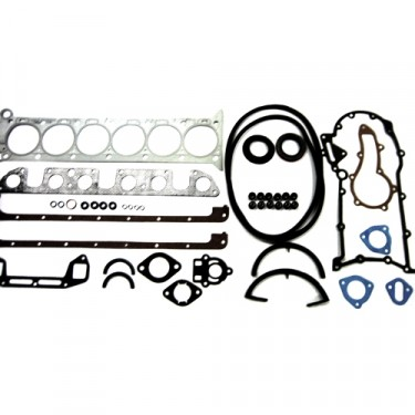 Engine Overhaul Gasket Set Fits 62-64 Truck, Station Wagon with 6-230 OHC engine