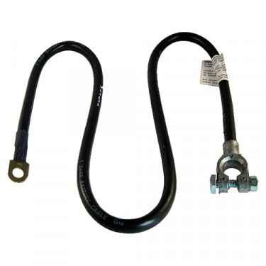 Battery to Starter Switch Cable, 41-49 Willys & Jeep