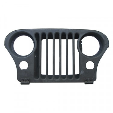 Steel Radiator Grille, 52-62 Willys M38A1