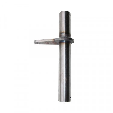 Made Brake & Clutch Pedal Cross Shaft, 41-71 MB, GPW, CJ-2A, 3A, 3B, 5, M38, M38A1