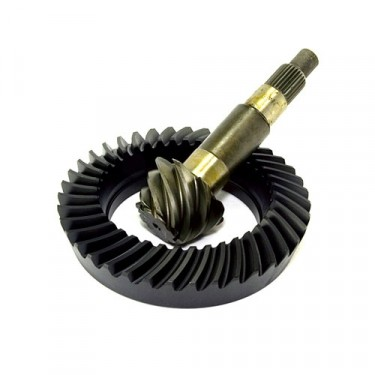 Precision Gear Ring and Pinion Set with 4.88 ratio, 76-86 CJ with Rear AMC 20