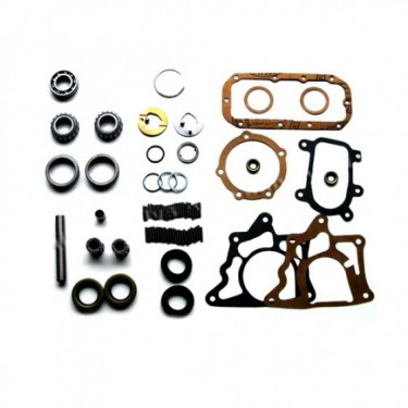 """Minor Transfer Case Overhaul Repair Kit (for 1-1/8"""" shaft) Fits 46-53 Jeep & Willys with Dana 18 transfer case"""