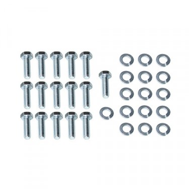 Steering Knuckle Seal Kit Hardware Kit, 41-71 Jeep & Willys