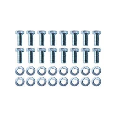 Steering Knuckle Seal Kit Hardware Kit, 50-66 M38, M38A1